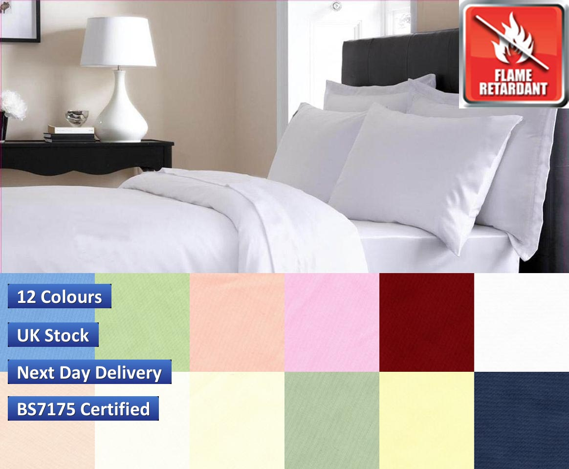 Flame Retardant Bedding Bs7175 Direct Fabrics