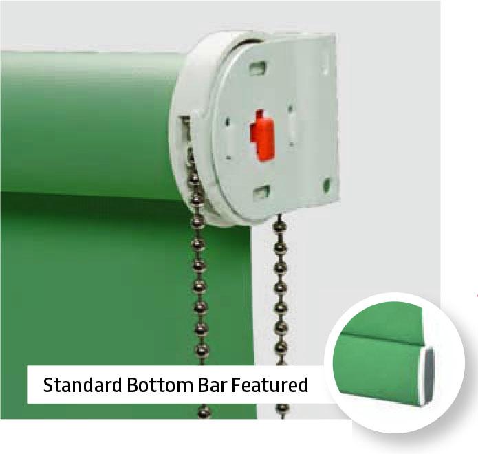 Standard bottom bar
