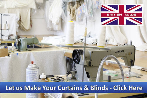 Contract Curtain Makers UK