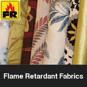 Flame Retardant Fabrics Supplier UK