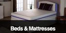 Flame Retardant Beds and Mattresses