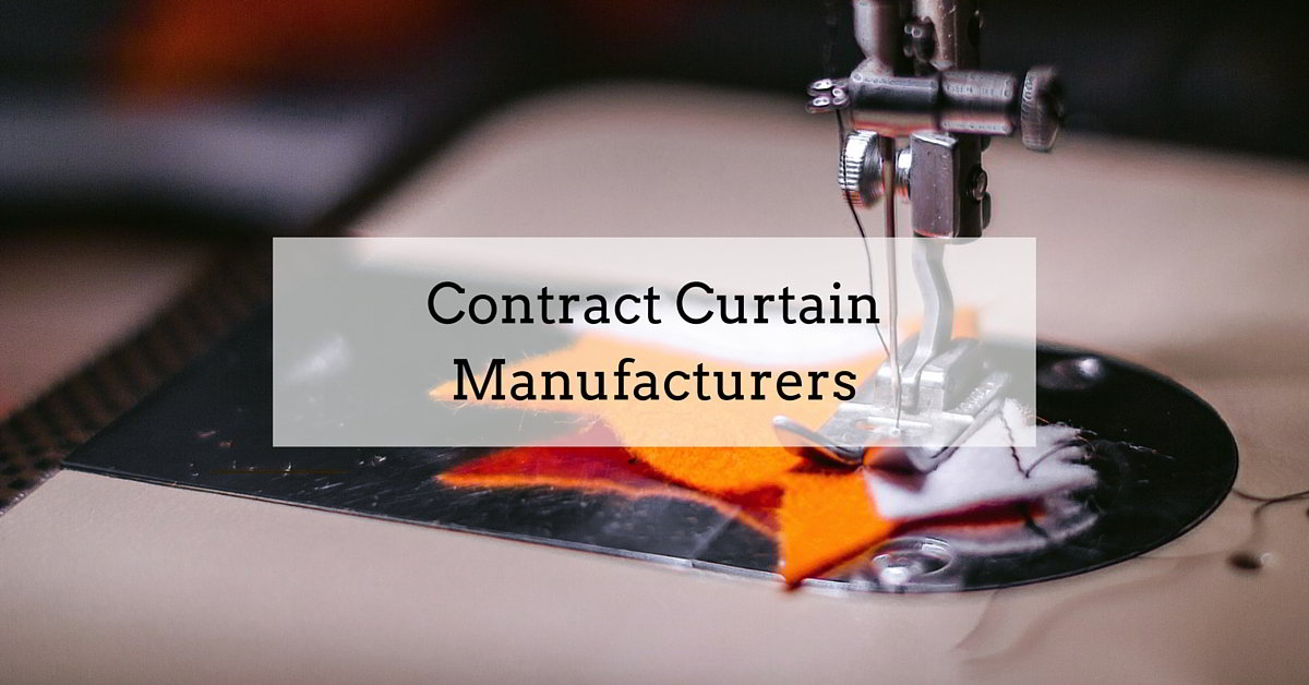 Curtain Manufacturers