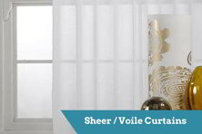 Flame Retardant Sheers Voiles