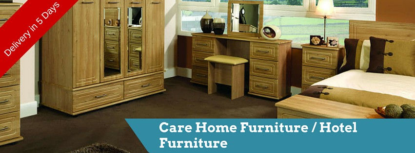 Care Home Furniture room set