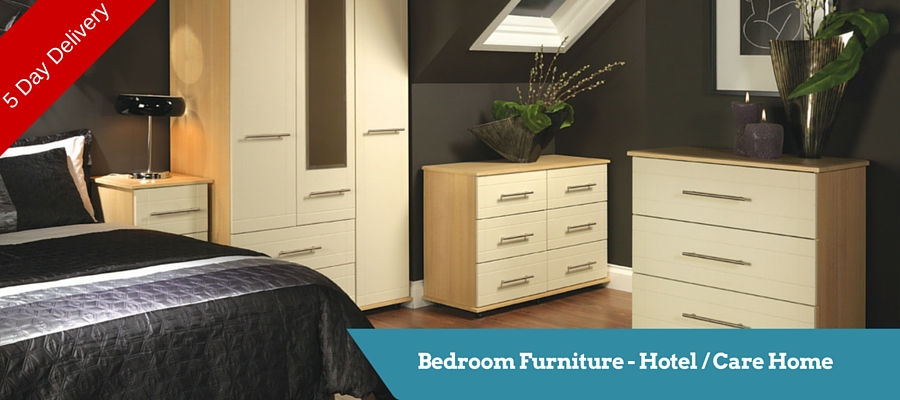 Hotel & Care Home Contract Bedroom Furniture
