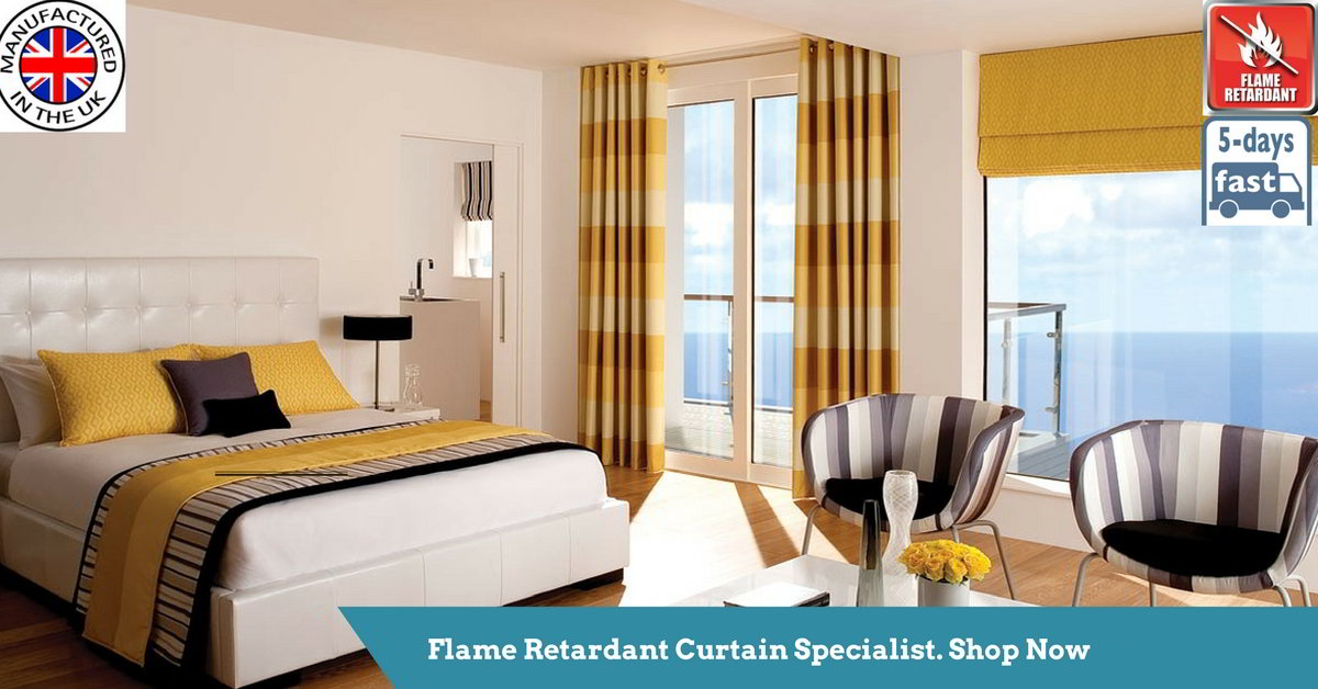 Flame Retardant Curtains