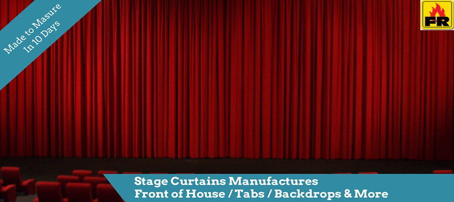 Stage Curtain manufacturer