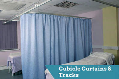 Cubicle Curtain Tracks for Hospital