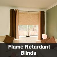 Flame Retardant BLinds