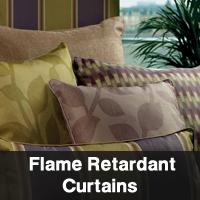Flame Retardant Curtains