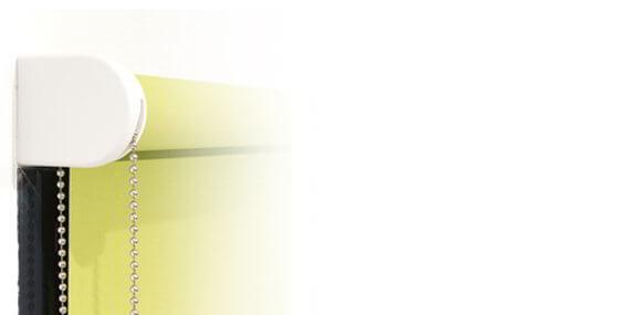 Fire Resistant Commercial Roller Blinds