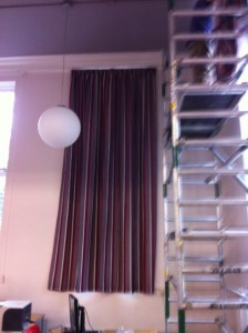 Boarding School Curtains