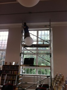 Contract Curtain Fitting
