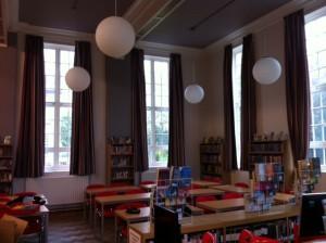School Hall Curtains