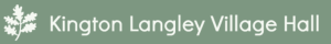 Kington Langley village Hall Logo