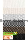 ORE Solar control Vertical Blinds Flame Retardant