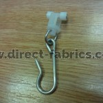 Plastic Hook Curtain Hook Metal