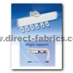 Fineline Top and Face Fix Support Pk4 White