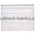 EB Endless White FR Fabric
