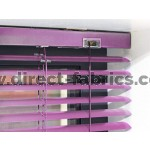 Amethyst 25mm Ventian blinds Room Shot