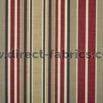 Arcadia 430 Red Gold Fire Resistant Fabric