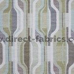 Balance 234 Pistachio Ivory Fire Resistant Fabric