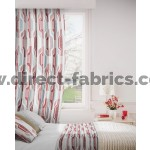 Balance 478 Red Mink Curtains Room Shot Mock up