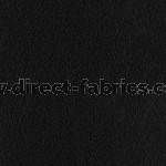 Black Wool Flame Retardant Serge Fabric