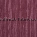Breeze 615 Berry Fire Resistant roman blinds