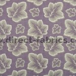 Burley 114 Lavender Fire Resistant Fabric