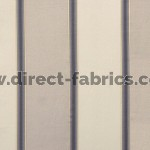 Capital Stripe 837 Stone Fire Resistant Fabric