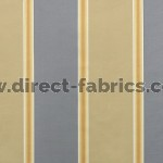 Capital Stripe 938 Pewter Sand Fire Resistant Fabric