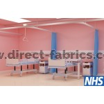 Cubicle Curtain Track - NHS Certified