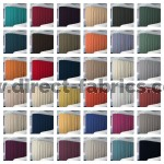 All Colours Cubicle Curtains