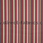 Dandy 488 Damson Oatmeal Curtains