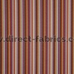 Dandy 624 Mulberry Fire Resistant roman blinds
