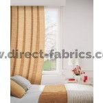DF Connect Amber Flame Retardant Curtains