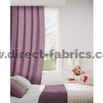 DF Connect Amethyst Flame Retardant Curtains