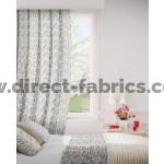 DF Stratosphere Stone Flame Retardant Curtains