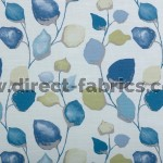 Eden 166 Aqua Lime Fire Resistant Fabric