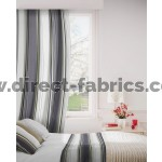 Edge 299 Citrus Charcoal Curtains Room Shot Mock up