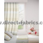 Escape 883 Cream Sand Curtains Room Shot Mock up