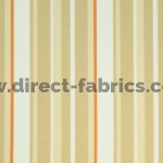 Fiesta 842 Beige Orange Fire Resistant Fabric