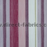 Fresco 481 Damson Curtains