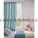 Howick in Chambray Flame Retardant Curtain