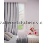 Howick in Pewter Flame Retardant Curtain