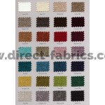 Iris blackout curtain fabric 28 colour options