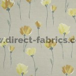 Juliet 300 Gold Fire Resistant Fabric