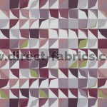 Kinetic 481 Damson Fire Resistant Fabric