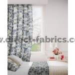 Kinetic 729 Mink Pistachio Curtains Room Shot Mock up